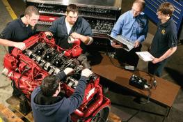 Heavy Equipment: Truck & Diesel Technician