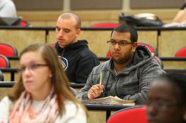 Liberal Arts & Sciences: Social Science (AA)